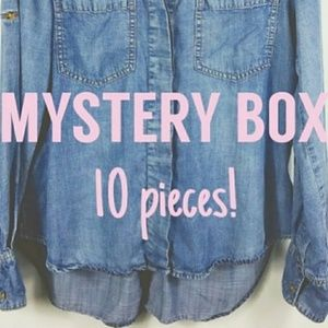 Reseller Mystery Box 10 Pieces